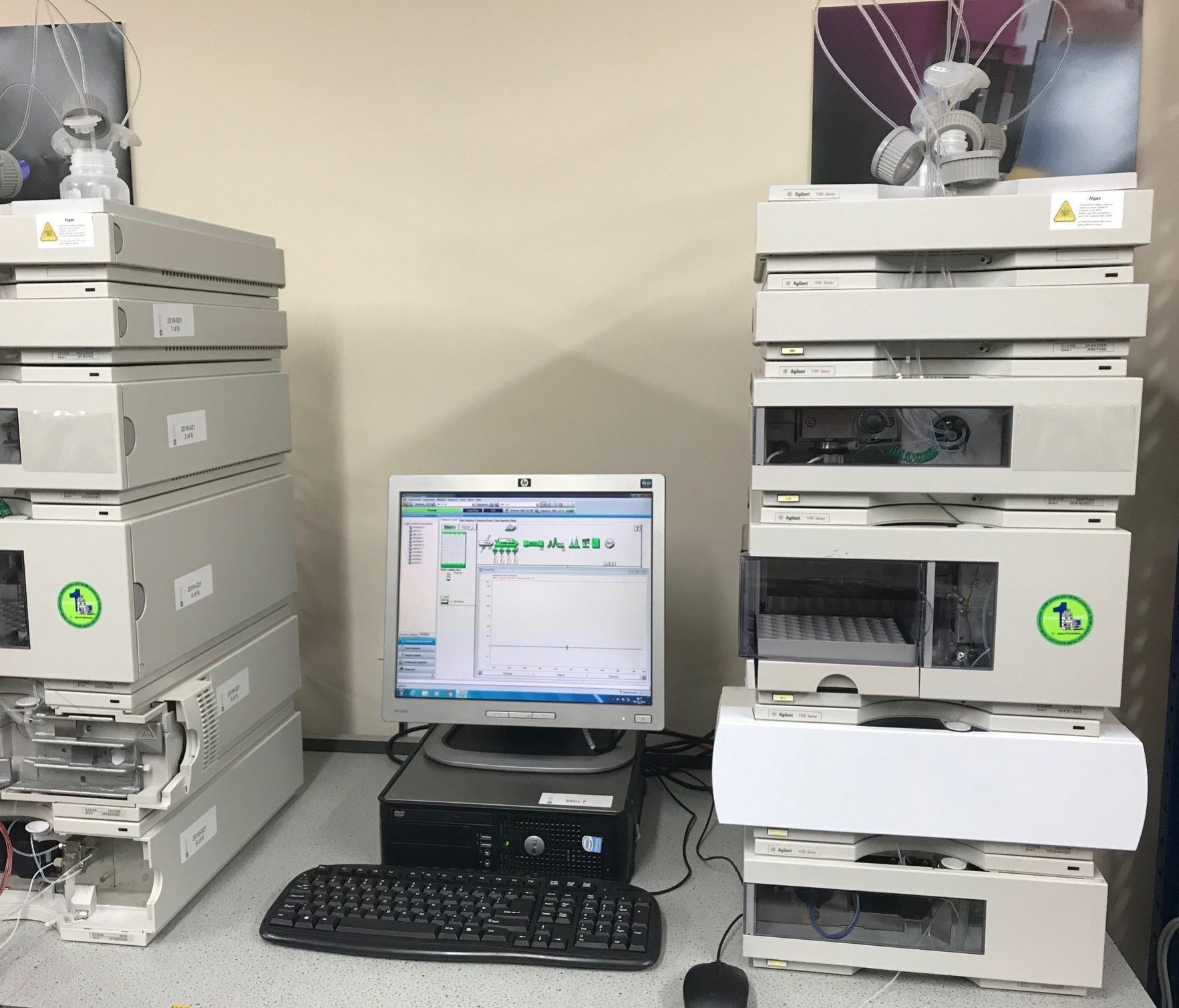 Agilent 1100 complete system