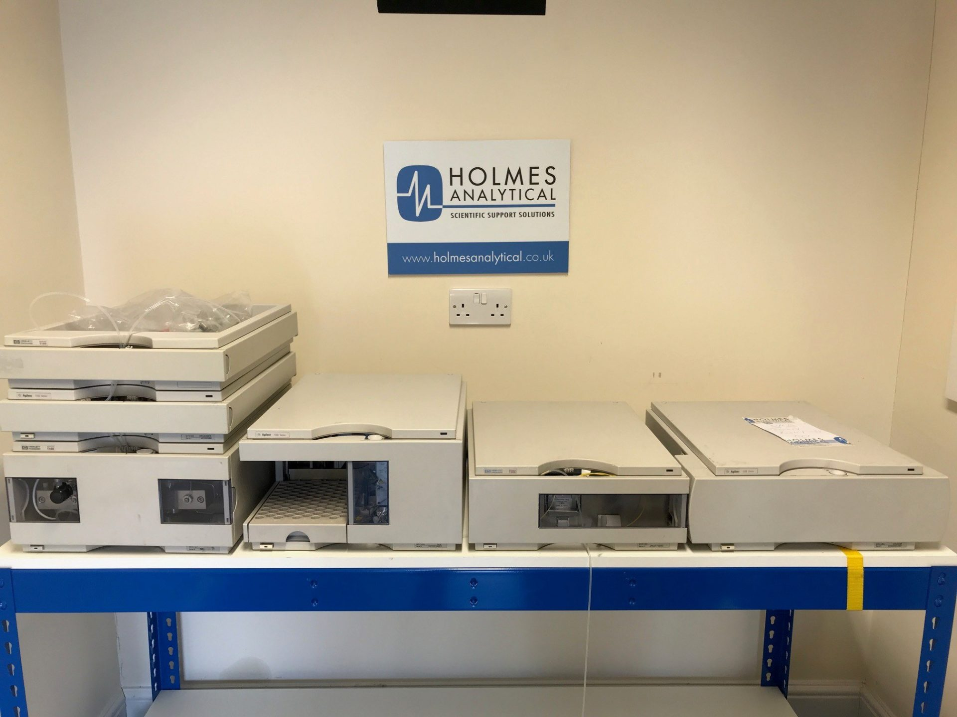 Agilent 1100 HPLC modules
